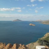 view from Sounio